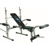 Banco De Pesas Multiposicion Sport Fitness Ref 070008