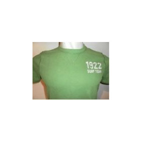 Camiseta Abercrombie & Fitch 100% Original Legitima Gg Ou Xl