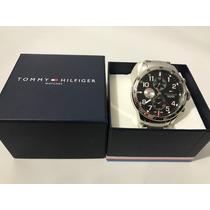 Relógio Masculino Original Tommy Hilfiger Aço Garantia Nf