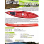 Kayak Sit On Top Sunrider Single Con Remo Varios Colores