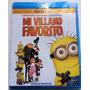 Mi Villano Favorito Blu Ray (solo Blu-rays Originales)