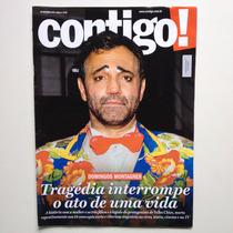 Revista Contigo Domingos Montagner Jéssica Ellen Mariene