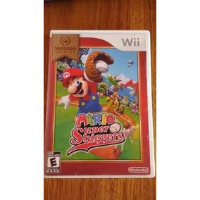 Juego Wii Mario Súper Sluggers