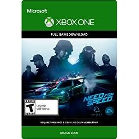 Need For Speed 2016 Código 25 Digitos Xbox One Portugues