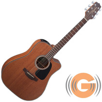 Violão Takamine Gd 11 Mce Elét Aço Afinador Goiás Musical