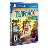 Playstation 4 Tearaway Unfolded Edición Crafted