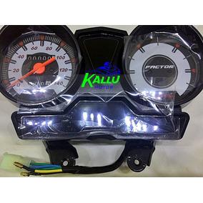 Painel De Moto Yamaha Ybr 125 Factor 2014 Novo Mod Original