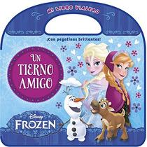 Frozen. Mi Libro Viajero. Un Tierno Amigo; Disn Envío Gratis