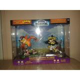 Crash Bandicoot & Dr Neo Con El #1 De Los Skylanders