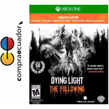Dying Light The Following Xboxone Juego Original Físico One
