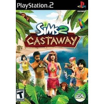 The Sims 2 Castaway Ps2 Patch Frete Unico