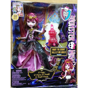Boneca Monster High 13 Wishes- Draculaura