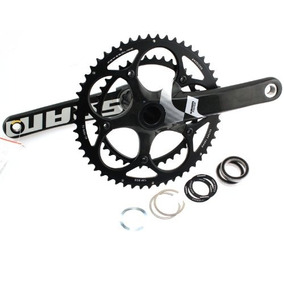 2013 Sram Force Bielas Bb30 39 / 53t 172.5mm Bicicleta De C