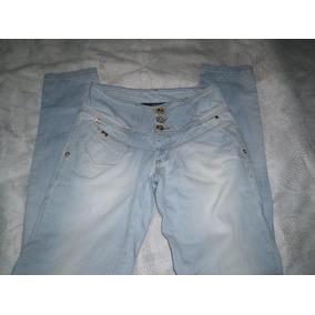 f2db62efc Batas Jean Darrot - Calças Jeans Feminino no Mercado Livre Brasil