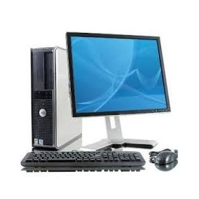 Dell Optriplex Gx760 Core2duo 2.8 Ghz 2 Ram La Mas Rapida