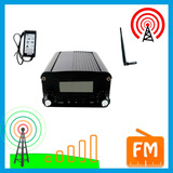 Transmisor Fm 7w Profesional Antena Incluida