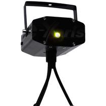 Laser Iluminacion Bicolor 500m2 Combina Efectos Y Modo Xaris