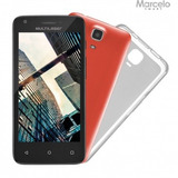 Celular Multilaser Ms45s 8gb 5mp 3g P9011 Preto Android 5.1