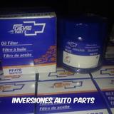 Filtro Aceite De Aveo, Optra, Corsa, Palio, Chevette, Daewoo