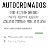 Accesorios Cromados Chevrolet Ford Toyota Dodge Chery Y Mas