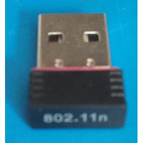 Mini Antena Wifi Usb 150 Mbps 802.11n/g/b Puerto Ordaz