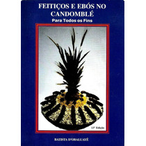 Feitiços E Ebós No Candomblé / E-book (livro Digital)