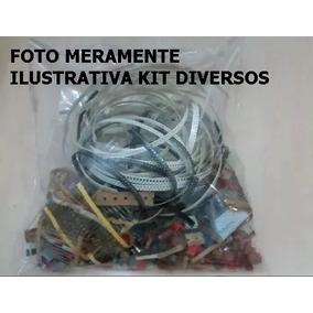 Kit De Componentes Eletronicos Grande Variedade Diversos