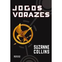 Livro Jogos Vorazes -volume 1-capa Comum