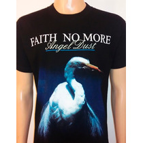 Polera Importada Alternative Rock Metal Faith No More Tool