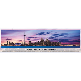 Buffalo Games Panoramic, Toronto - 750pc Jigsaw Puzzle