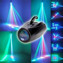 Efecto Led Airship Cañon Proyector Luz Audioritmico Oferta!!