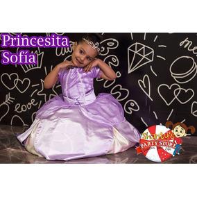 Vestido Princesita Sofia Calidad Premium