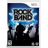 Juego Rock Band Nuevo Nintendo Wii Palermo Z Norte