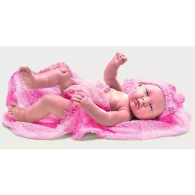 Bebê Coleção Bebe Reborn Barato Anjo Criança Menina