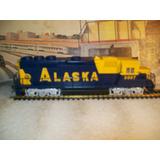 A956 Locomotiva Bachmann Analógica Linha Alaska-mckinley