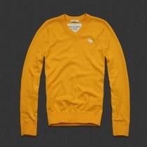 Sweater Abercrombie & Fitch Talla M 100% Original