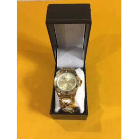 Reloj August Steiner As8079yg Gold-tone Nuevo