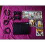 Playstation 3 Super Slim 500gb, Juegos, 2 Controles, Hdmi