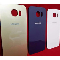 Tapa Carcasa Samsung Galaxy S6 Flat G920 3 Colores- Te573