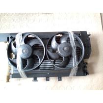 Kit Conjunto Radiador Condensador Ventoinha Peugeot 306