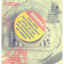 Retentor Traseiro Virabrequim Sabó 05502 Ap Gol/parati/savei