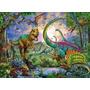 Puzzle Ravensburger 200 Piezas Reino De Dinosaurios 12718
