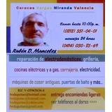 Técnico Lavadora Amasador Asistente Cocina Taladro Esmeril