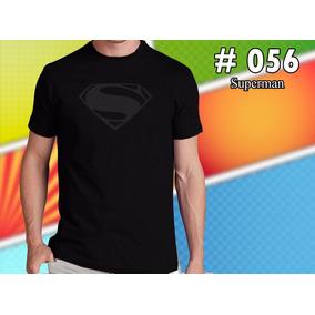 Remeras De Comics - Batman Superman Flash Punisher Stranger