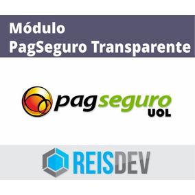 Módulo Pagseguro Transparente P/ Loja Opencart 2.0 - 3.0