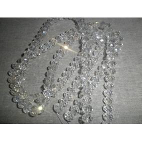 Tira De Cristal Checo Con 72 Piezas Medida 10