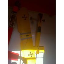 Aeromodelo Pastinha Elétrico/combustão C/servos S/motor