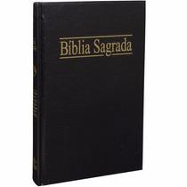Bíblia Sagrada Almeida Revista E Atualizada Capa Dura