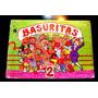Album Figuritas Basuritas 2 Incom 96 Pegadas Buen Estado