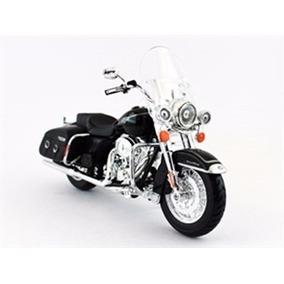 Moto Harley Davidson Flhrc Road King Classic 13 1:12 Maisto